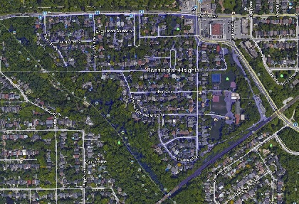 Bennington Heights East York Toronto Houses Homes Detached Map