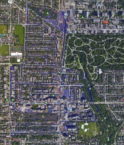 Deer Park Midtown Toronto Houses Homes Detached Semi-Detached Town Map