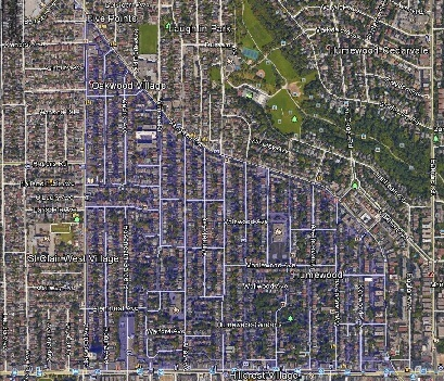 Humewood Toronto Houses Homes Detached Semi-Detached Town Map