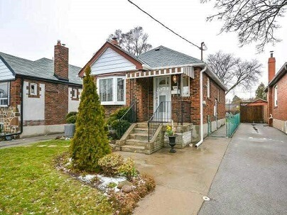 Lambton Toronto Houses Homes Detached Semi-Detached