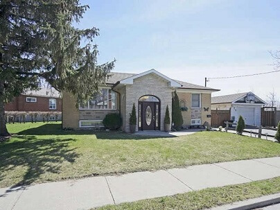 Maryvale Toronto Homes Houses Detached 2-Storey Bungalow