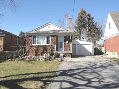 Maryvale Toronto Houses Homes Detached 2-Storey Bungalow