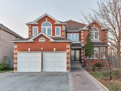 Milliken Mills East Markham Houses Homes Detached Link Semi-Detached Town