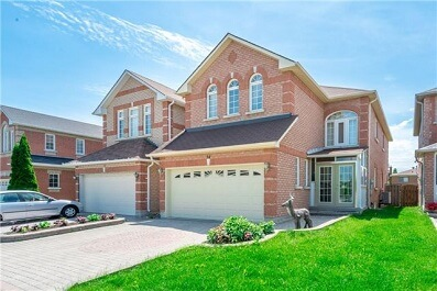 Milliken Mills West Markham Houses Homes Detached Link Semi-Detached