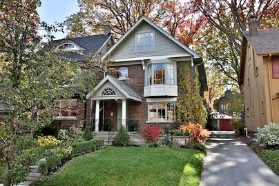 Moore Park Midtown Toronto Houses Homes Detached Semi-Detached
