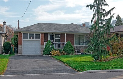 Newtonbrook East North York Toronto Houses Homes Detached Bungalow 2-Storey