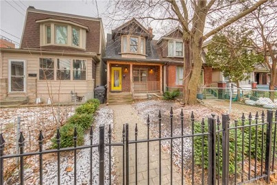 Roncesvalles Village Toronto Homes Houses Detached Semi-Detached Town