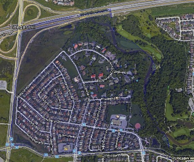 Rouge River Estates Markham Houses Homes Detached Link Map