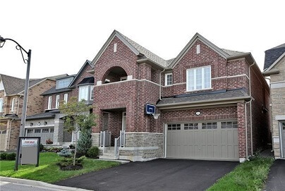 Victoria Square Markham Houses Homes Detached Link Semi-Detached Town