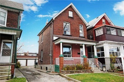 Wallace Emerson Toronto Houses Homes Detached Semi-Detached Town